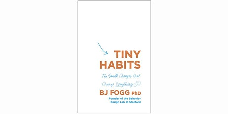 Change your life for the better in 2020 with Tiny Habits tickets