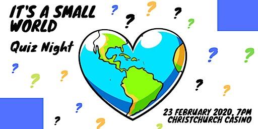 It's a Small World Quiz Night