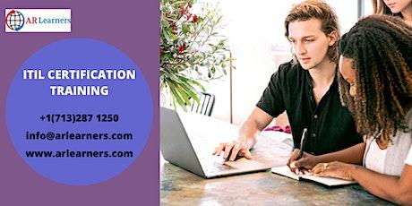 ITIL V4  Certification Training in Philadelphia,PA,USA tickets