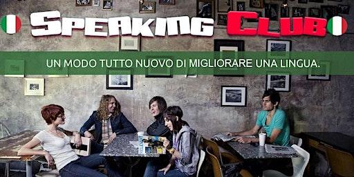 Italian Speaking Group - İtalyanca Konuşma Grubu