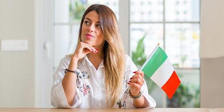 Italian Conversation Practice Class image