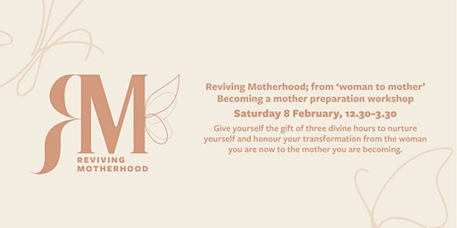 From 'women to mother'; becoming a mother preparation workshop