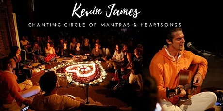 Kevin James Carroll | HeartSong Chanting Circle tickets