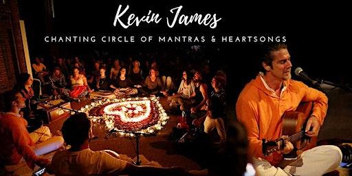 Kevin James Carroll   HeartSong Chanting Circle & Cacao Ceremony