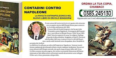 """Presentazione libro """"I contadini  contro Napoleone"""" biglietti"""