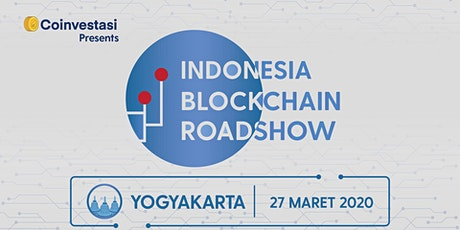 Indonesia Blockchain Roadshow Jogja tickets