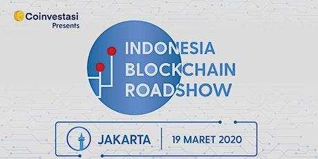 Indonesia Blockchain Roadshow Jakarta tickets