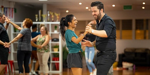 $10 Come'n'Try Salsa class for Men and Ladies