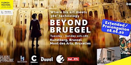 BEYOND BRUEGEL - NEDERLANDSE BELEVING billets