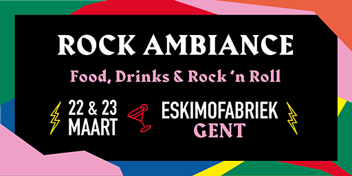 Rock Ambiance - Food, Drinks & Rock n Roll