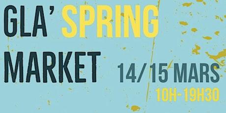 Gla spring market tickets