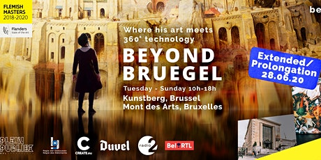 BEYOND BRUEGEL - ENGLISH EXPERIENCE billets