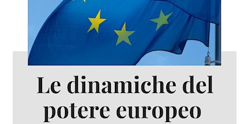Invito - Le dinamiche del potere europeo - 5 febbraio, Pescara