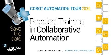 Cobot Automation Tour 2020 | Glasgow tickets