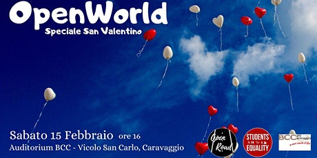 OpenWorld - Speciale San Valentino tickets
