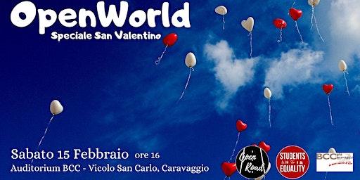 OpenWorld - Speciale San Valentino