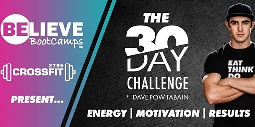 The BB/2795 SUMMER 30 Day Challenge ft. Dave POW Tabain