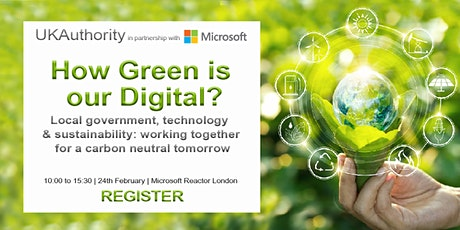 How Green is our Digital? tickets