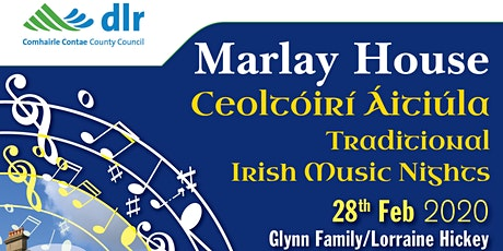 Marlay House Traditional Irish Music Nights tickets
