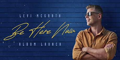 BE HERE NOW - ALBUM LAUNCH tickets