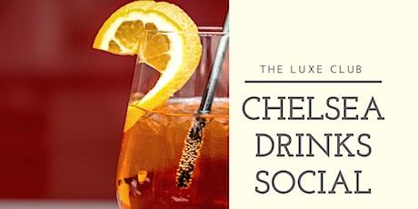 Chelsea Drinks Social: Albert's Private Members Club tickets