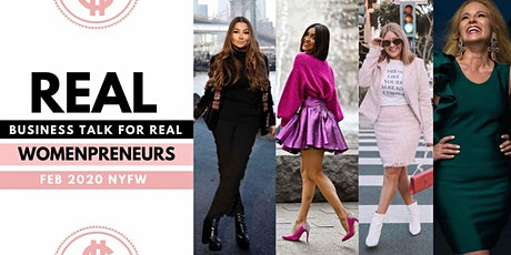 NYFW  Fashion Business Panel + Networking for Women Entrepreneurs tickets
