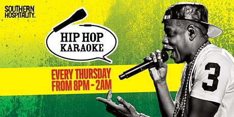 Hip Hop Karaoke @ Queen of Hoxton tickets