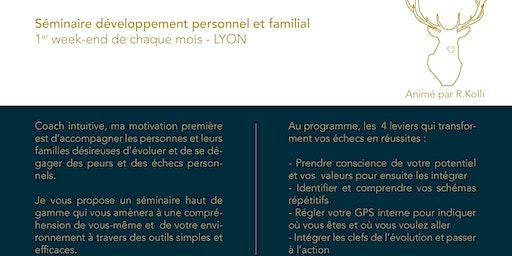 Séminaire développement personnel et familial