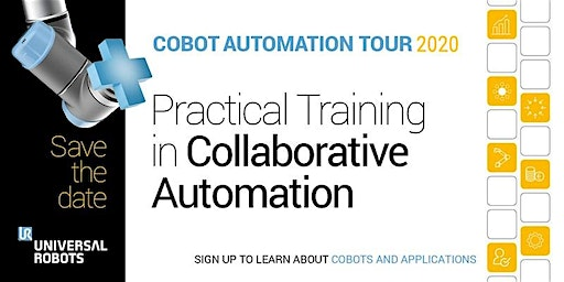 Cobot Automation Tour 2020 | Norwich