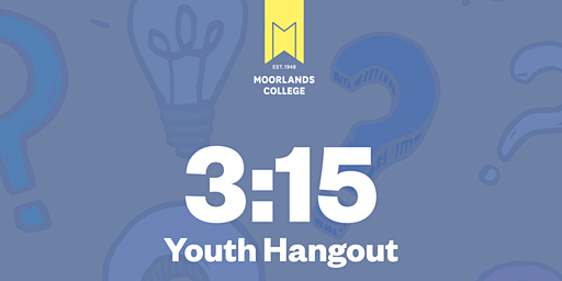3:15 Youth Hangout
