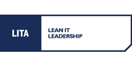 LITA Lean IT Leadership 3 Days Training in Wellington tickets