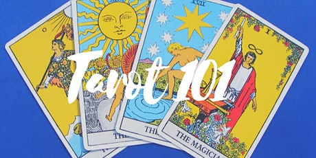 Discovering Self Through Tarot tickets