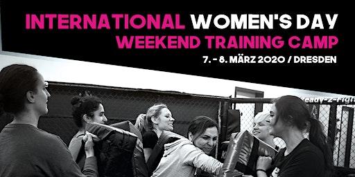 IWD Weekend Training Camp Dresden