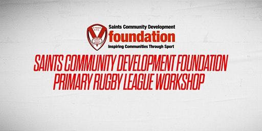 SCDF Primary Rugby League Workshop