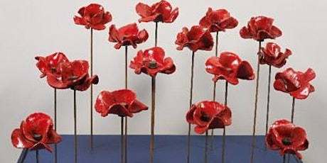 Hand Made Clay Poppies tickets