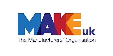 Employment Law Update - Make UK - Sheffield tickets