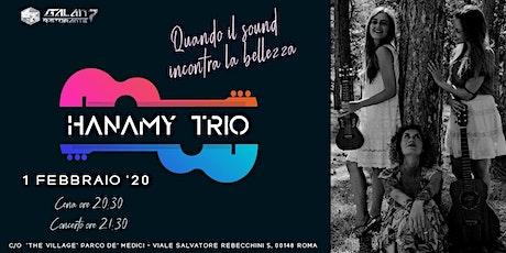 Hanamy Trio biglietti