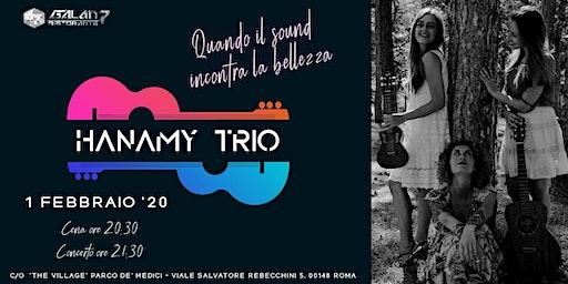 Hanamy Trio