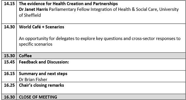 Health Creation: How can PCNs succeed in reducing health inequalities? image