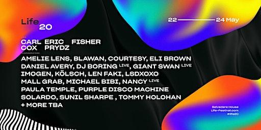 Life Festival 2020 - Instalment Ticket