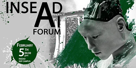 INSEAD AI Forum 2020 tickets
