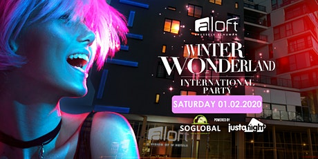 Winter Wonderland Party - EU Quarter | Aloft hotel tickets