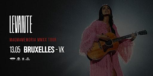 Levante - Magmamemoria MMXX Tour
