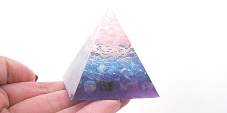 Orgonite Making Workshop 能量塔工作坊 tickets