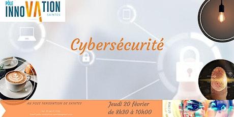Petit Déjeuner - Cybersécurité billets