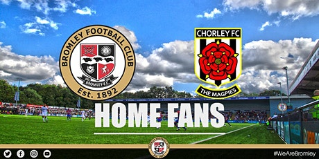 Bromley v Chorley (HOME FANS) tickets