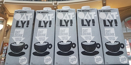 Oatly Product Sampling tickets