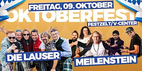 Villacher Oktoberfest 2020 - Freitag - Im Festzelt am V-Center Parkplatz Tickets