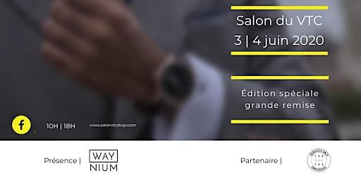 Salon du VTC Paris 2020