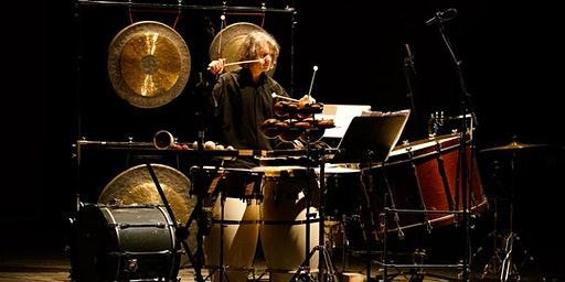 Columbia Sounds Concert: SPECTACLE  PERCUSSION avec Thierry Miroglio